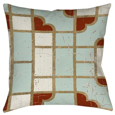 Groton 4 Indoor/Outdoor Throw Pillow Size: 16 H x 16 W x 4 D