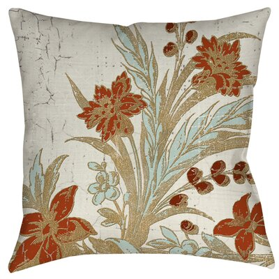 Groton Outdoor Throw Pillow Size: 18 H x 18 W x 5 D