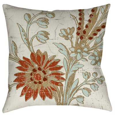 Scullin Printed Throw Pillow Size: 14 H x 14 W x 3 D
