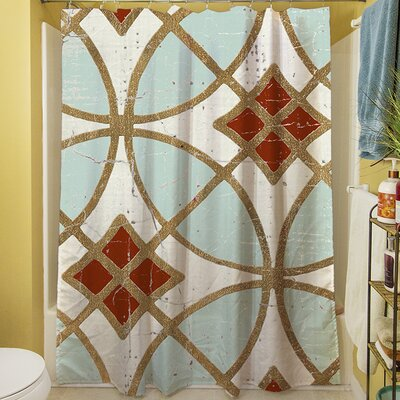 Scullin Shower Curtain