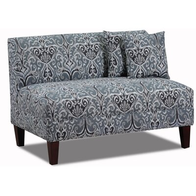 Boyd Armless Loveseat Upholstery: Winchester Midnight