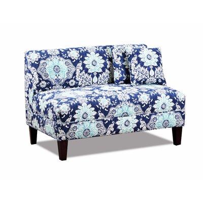 Boyd Armless Loveseat Upholstery: Belmont Harbor