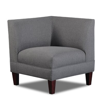 Boyd Slipper Chair Upholstery: Jitterbug Gray