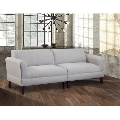Boyd Modular Sofa Upholstery: Jitterbug Linen