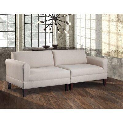 Boyd Modular Sofa Upholstery: Jitterbug Sand