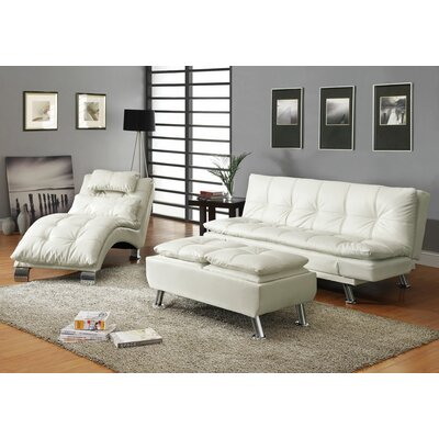 Latitude Run LATT4917 Baize Living Room Collection