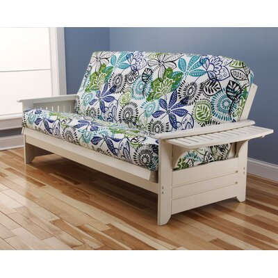 Harwich Futon and Mattress Frame Finish: Antique White