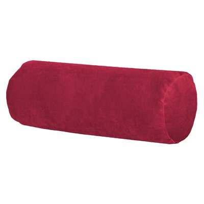 Brooks Bolster Pillow Color: Flame