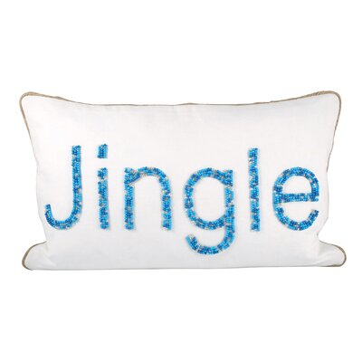 Elroy Jingle Cotton Lumbar Pillow