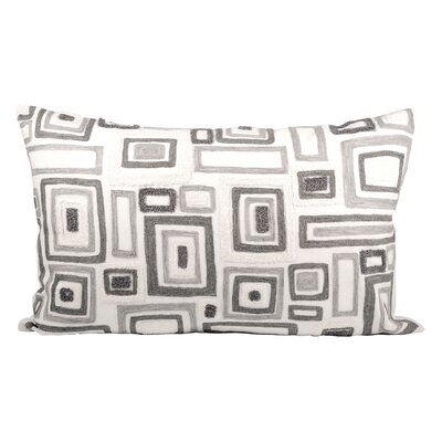 Elvis Cotton Lumbar Pillow