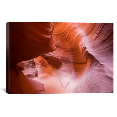 'Spiral III' Photographic Print on Wrapped Canvas Size: 12