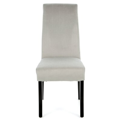 Ziggie Parsons Chair Upholstery: Gray