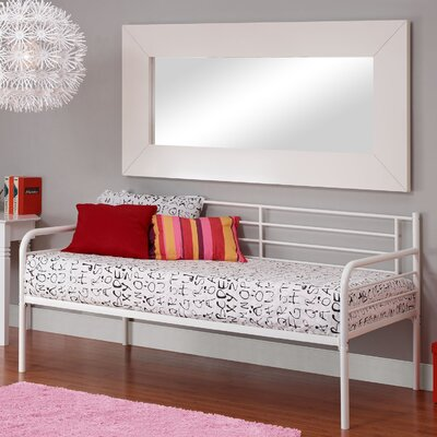 Lawrence Contemporary Daybed Finish: White
