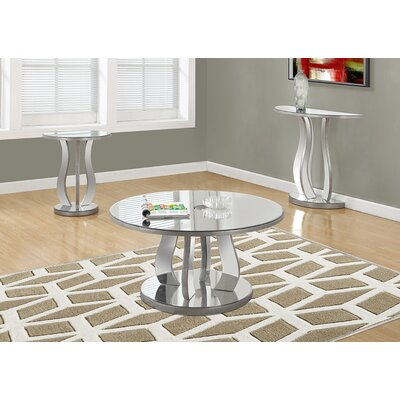 Tenafly 3 Piece Coffee Table Set