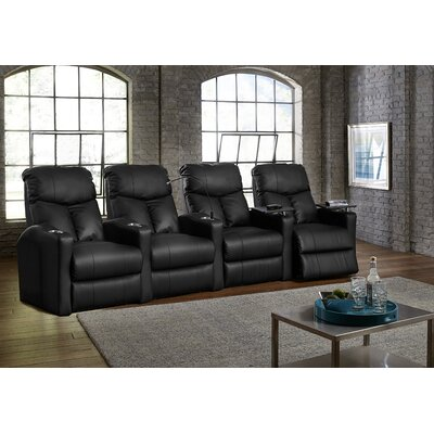 Home Theater Recliner (Row of 4) Type: Power