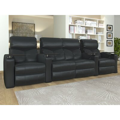 Home Theater Loveseat (Row of 4)