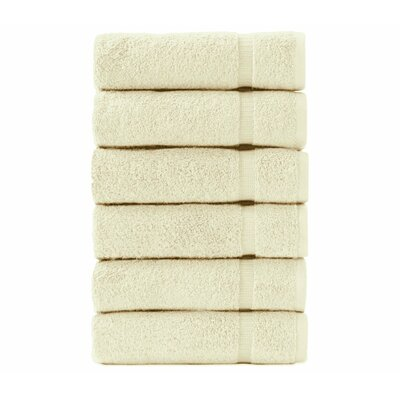 High Plain Hand Towel Color: Ivory