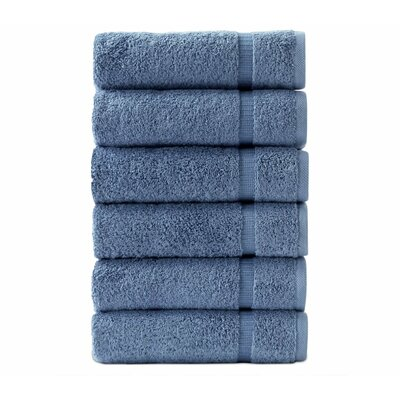 High Plain Hand Towel Color: Blue