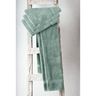 Holdenville Bath Towel Color: Green