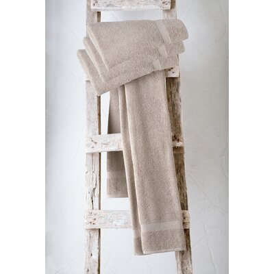 Holdenville Turkish Cotton Bath Towel Color: Taupe