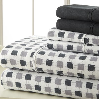 Hirsch Sheet Set Size: Queen