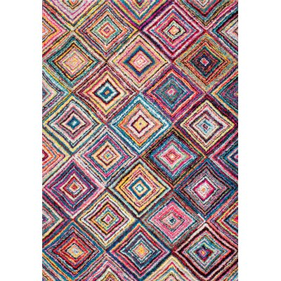 Hugh Indoor Area Rug Rug Size: 5 x 8