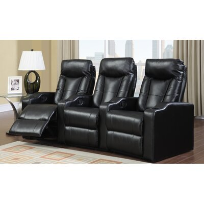 Camden Home Theater Seating (Row of 3)