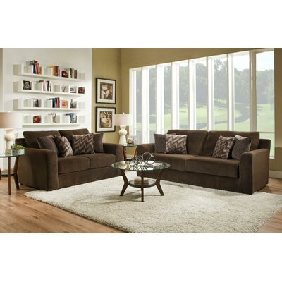 Milford 2 Piece Living Room Set