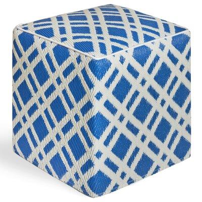 Nahant Ottoman Upholstery: Blue