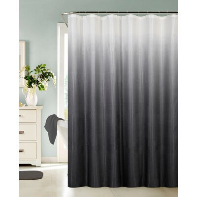 Petersham Spa Bath Shower Curtain Color: Dark Purple
