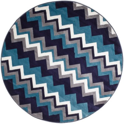 Pittsfield Navy Blue Area Rug