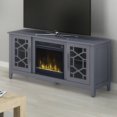 Colton TV Stand with Electric Fireplace