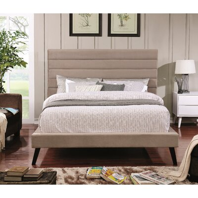 Aguon Panel Bed