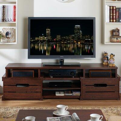 Camelopardalis 72 TV Stand Color: Vintage Walnut