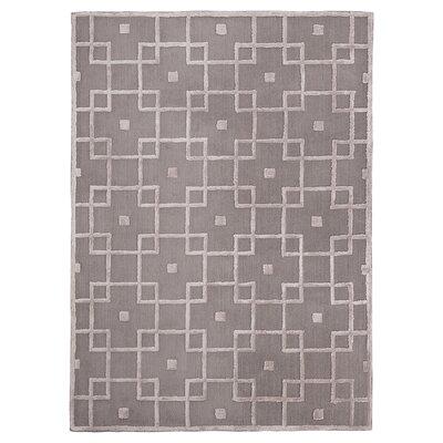 Kenos Gray Area Rug Rug Size: 8 x 10