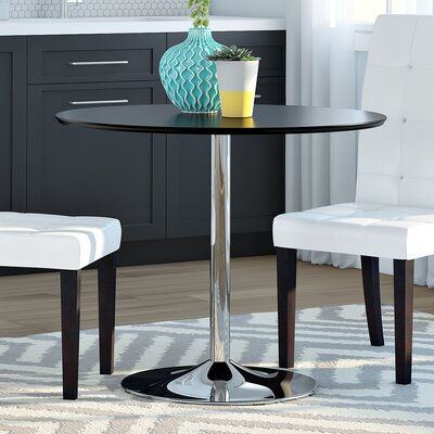 Bohatice Dining Table Top Finish: Black