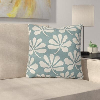 Allen Park Outdoor Throw Pillow Size: 18 H x 18 W x 3 D, Color: Green