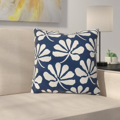 Allen Park Throw Pillow Size: 18 H x 18 W x 3 D, Color: Blue