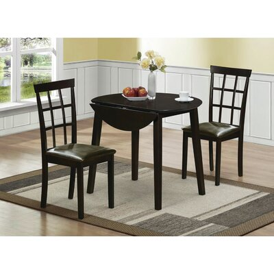 Rothe 3 Piece Dining Set