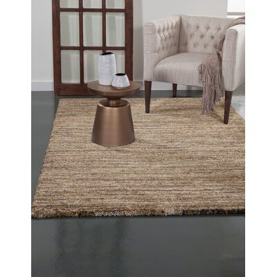 Rochester Orange/Brown/Green Area Rug Rug Size: 53 x 76