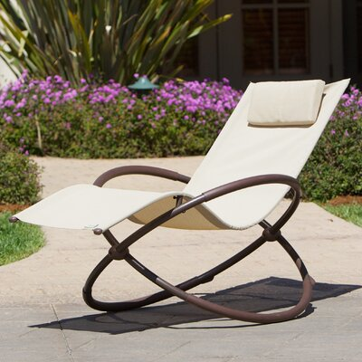 Kimmel Original Orbital Zero Gravity Chair Fabric: Beige