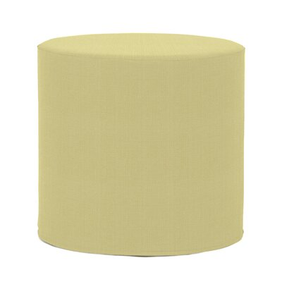 Contreras Sterling Pouf Upholstery: Willow