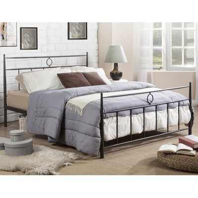 Hathor Platform Bed Size: Queen