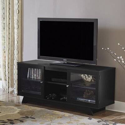 Magnolia 54 TV Stand Color: Black
