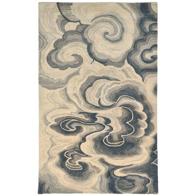 Buckleys Hand-Tufted BurlyWood Area Rug Rug Size: 9 x 13