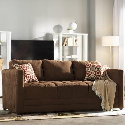 Serta Upholstery Sofa Upholstery: Chocolate / Skinny Minnie / Godiva