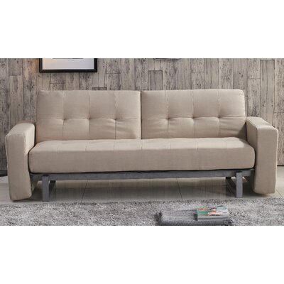 Morningside Drive Multi-Function Sofa Upholstery: Beige