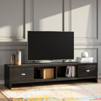 Kerry 71 TV Stand Color: Dark Wenge
