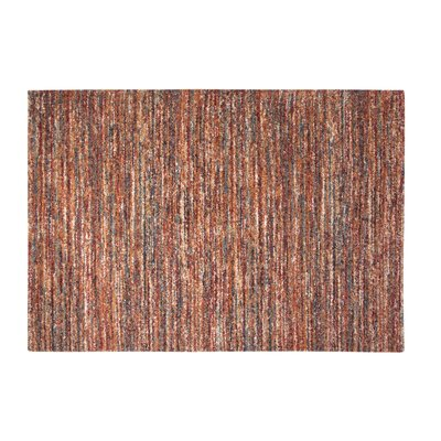 Rochester Red Area Rug Rug Size: 710 x 112