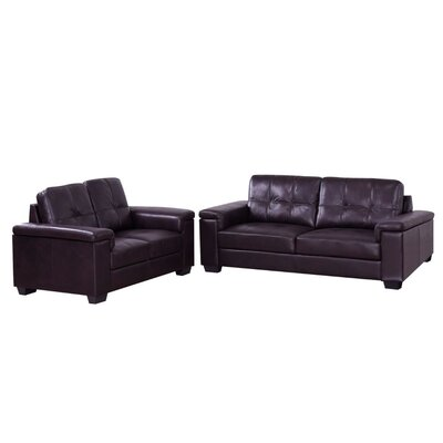 Byfield Sofa and Loveseat Set